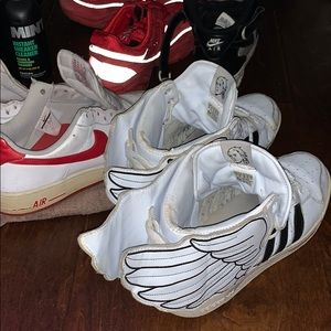 Adidas Jeremy Scott Wings 2.0 rare designer shoes
